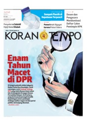Koran TEMPO Cover 05 July 2019