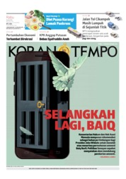Koran TEMPO Cover 10 July 2019