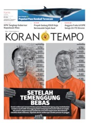 Koran TEMPO Cover 11 July 2019