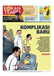 Koran TEMPO Cover 20 July 2019