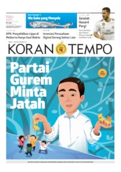 Cover Koran TEMPO 31 Juli 2019