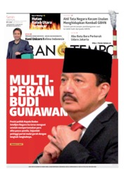 Koran TEMPO Cover 12 August 2019