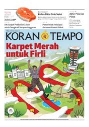Koran TEMPO Cover 05 September 2019