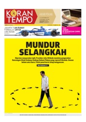 Koran TEMPO Cover 21 September 2019