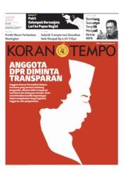 Cover Koran TEMPO