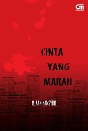 Cover Cinta yang Marah *Kumpulan Puisi oleh