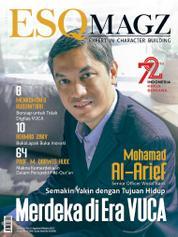 Cover Majalah ESQ MAGZ