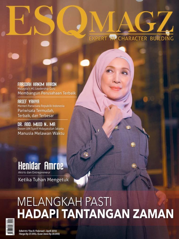 Majalah Digital ESQ MAGZ ED 04 Februari 2018