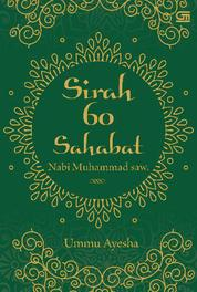 Cover Sirah 60 Sahabat Nabi Muhammad saw oleh