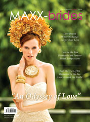 MAXX-brides Magazine Cover June–November 2012