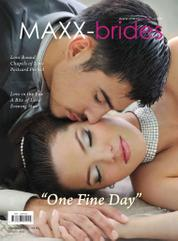 MAXX-brides Magazine Cover December–May 2013
