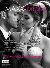 MAXX-brides Magazine Cover June–November 2013