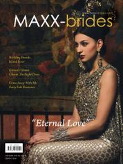 MAXX-brides Magazine Cover ED 01 2014