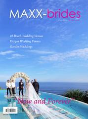 MAXX-brides Magazine Cover ED 01 February 2016