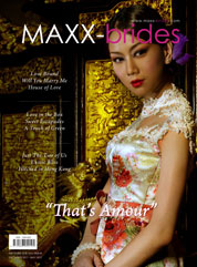 MAXX-brides Magazine Cover December–May 2012