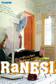 Cover Kumpulan Cerpen Khas Ranesi oleh