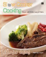 Slow Cooker Cooking : Hidangan Daging by Fajar Ayuningsih Cover