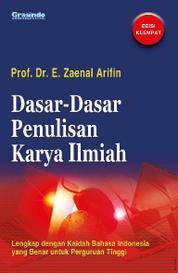 Cover Dasar-Dasar Penulisan Karya Ilmiah (Ed. 4) oleh