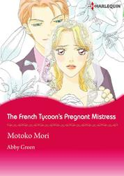 Cover The French Tycoon's Pregnant Mistress oleh Abby Green
