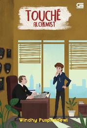 TeenLit: Touche#2: Alchemist by Cover