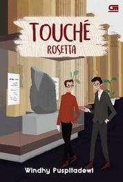 Cover TeenLit: Touche#3: Rosetta oleh