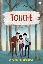 Cover TeenLit: Touche#1: Touche oleh