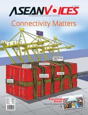 Cover Majalah ASEAN VOICES ED 19 Juli 2017