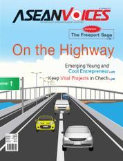 Cover Majalah ASEAN VOICES ED 20 Agustus 2017
