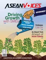 Cover Majalah ASEAN VOICES ED 25 Januari 2018