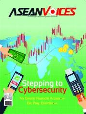 Cover Majalah ASEAN VOICES ED 35 November 2018