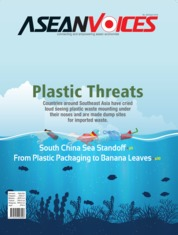 Cover Majalah ASEAN VOICES ED 39 April 2019