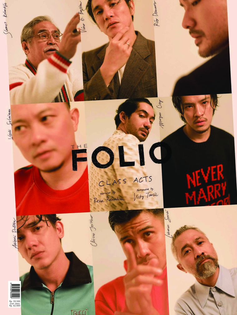 THE FOLIO Digital Magazine ED 40 April 2018