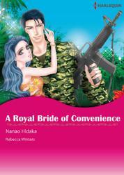 Cover A Royal Bride of Convenience oleh Rebecca Winters