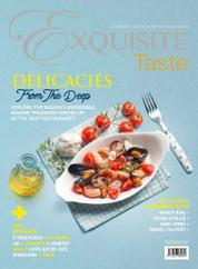 EXQUISITE TASTE Magazine Cover February–March 2017
