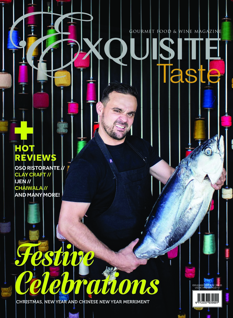 EXQUISITE TASTE Digital Magazine December-February 2019