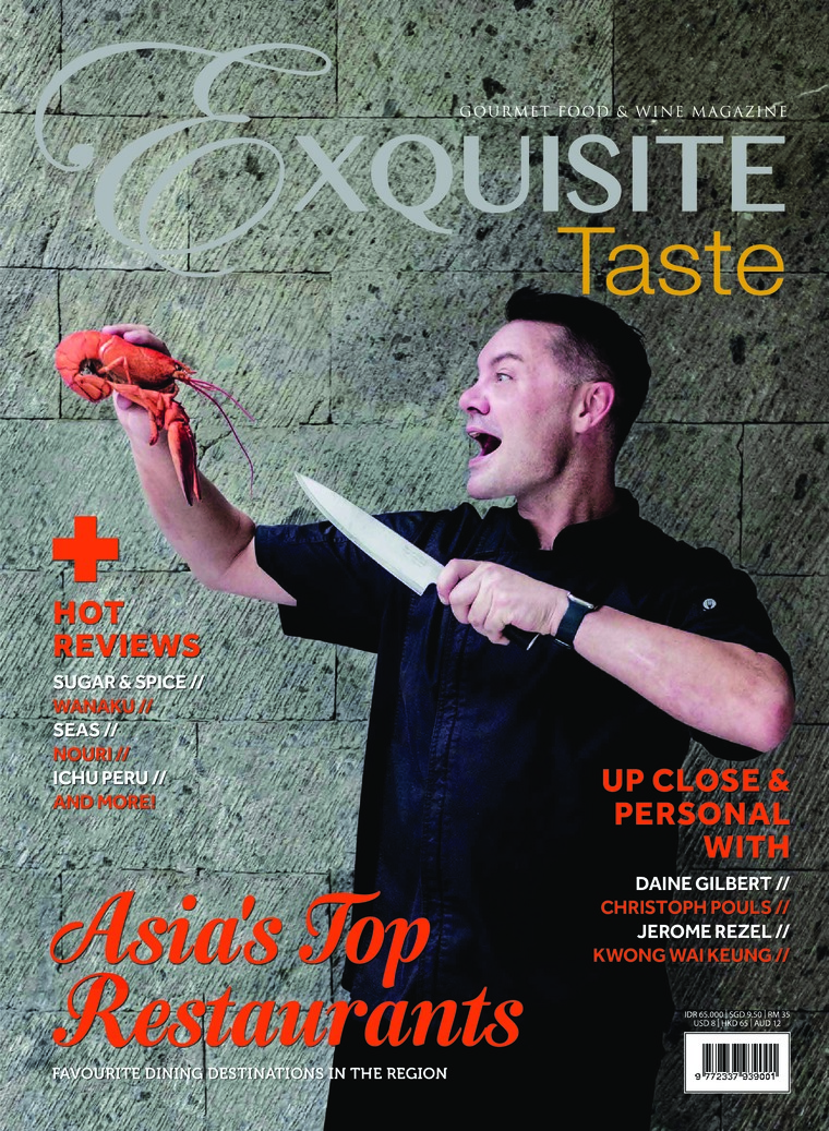 EXQUISITE TASTE Digital Magazine ED 01 March 2019