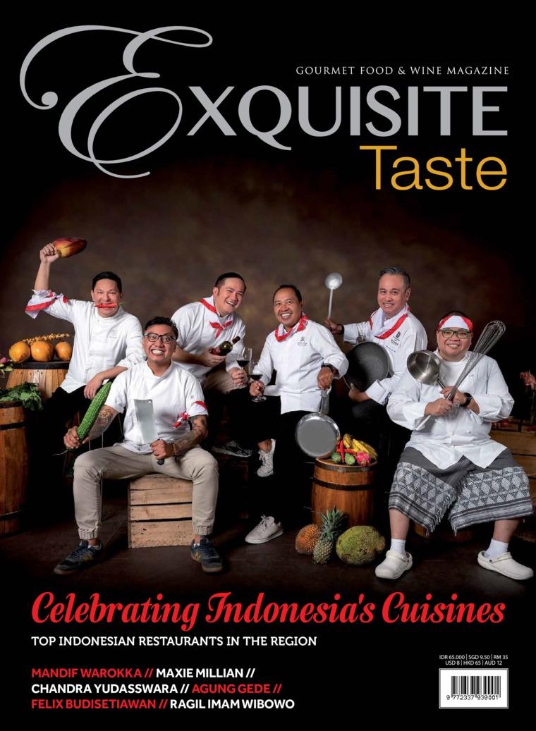 Majalah Digital EXQUISITE TASTE ED 02 Juli 2019