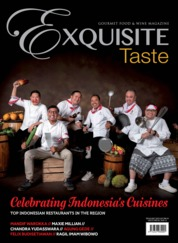 EXQUISITE TASTE Magazine Cover