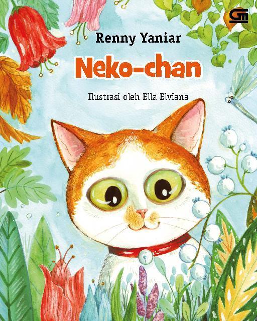 Buku Digital Neko Chan oleh Renny Yaniar