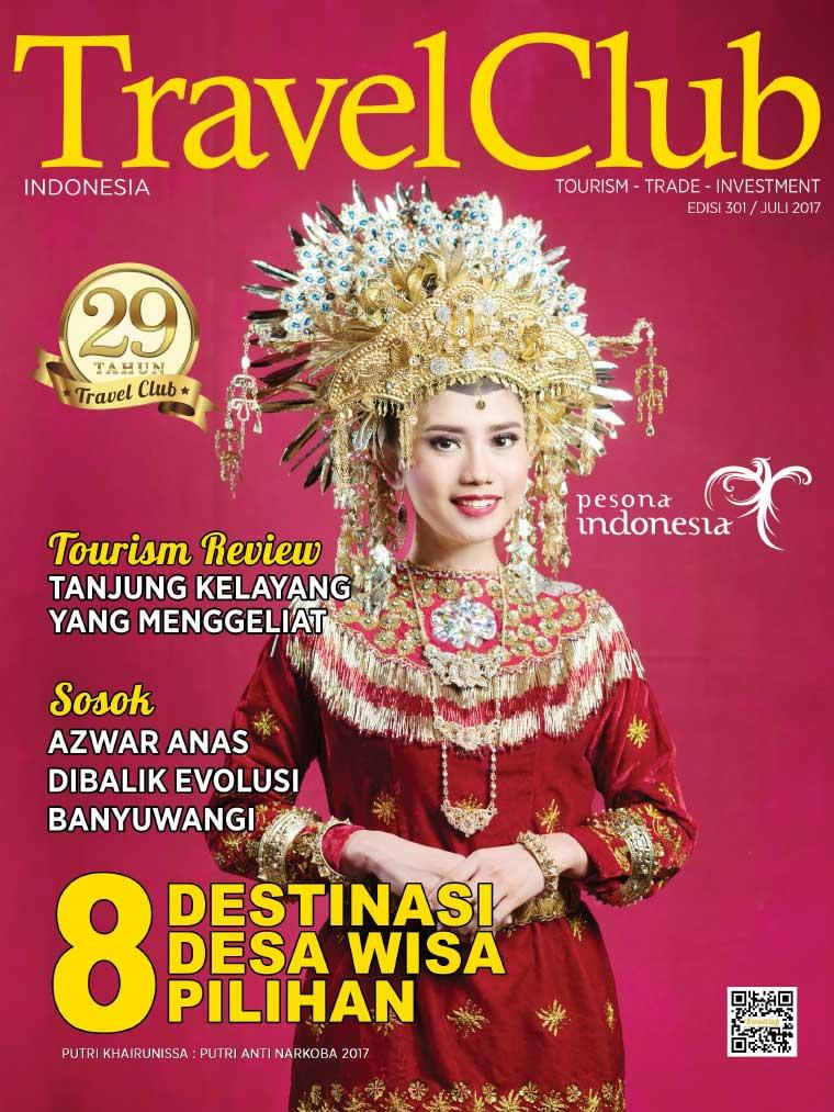 Majalah Digital Travel Club ED 301 Juli 2017