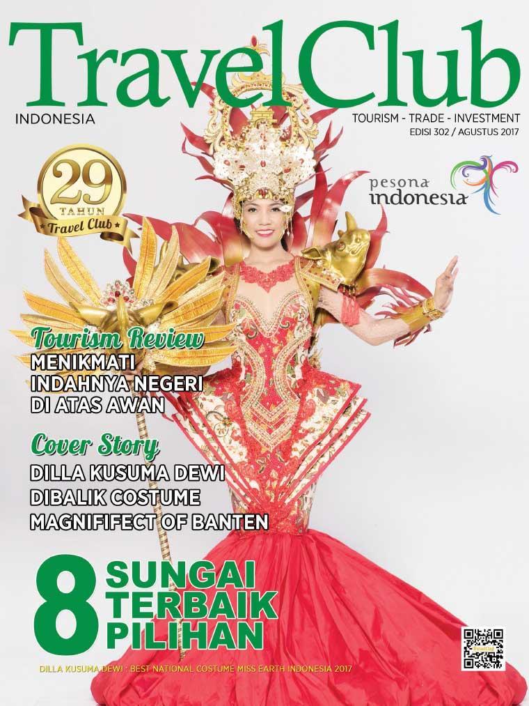 Majalah Digital Travel Club ED 302 Agustus 2017