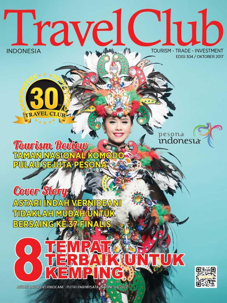 Majalah Digital Travel Club ED 304 Oktober 2017