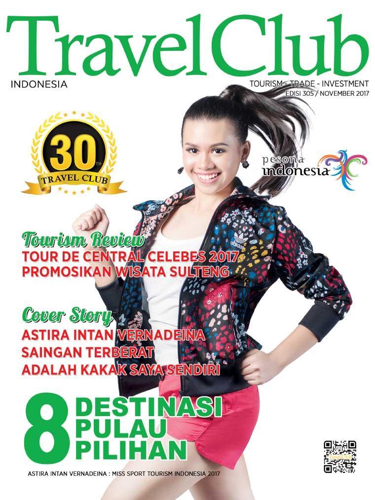 Majalah Digital Travel Club ED 305 November 2017