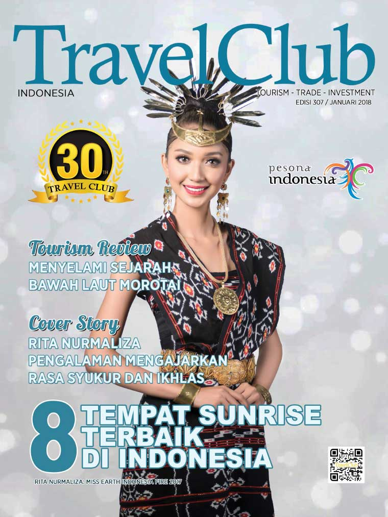 Majalah Digital Travel Club ED 307 Januari 2018