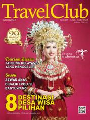 Cover Majalah Travel Club ED 301 Juli 2017
