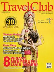 Cover Majalah Travel Club ED 303 September 2017