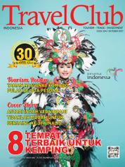 Cover Majalah Travel Club ED 304 Oktober 2017