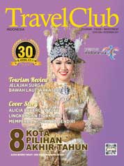 Cover Majalah Travel Club ED 306 Desember 2017