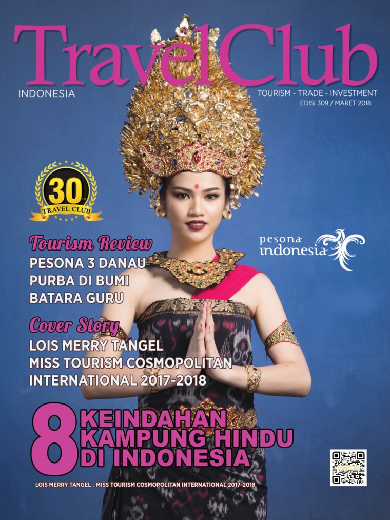 Majalah Digital Travel Club ED 309 Maret 2018