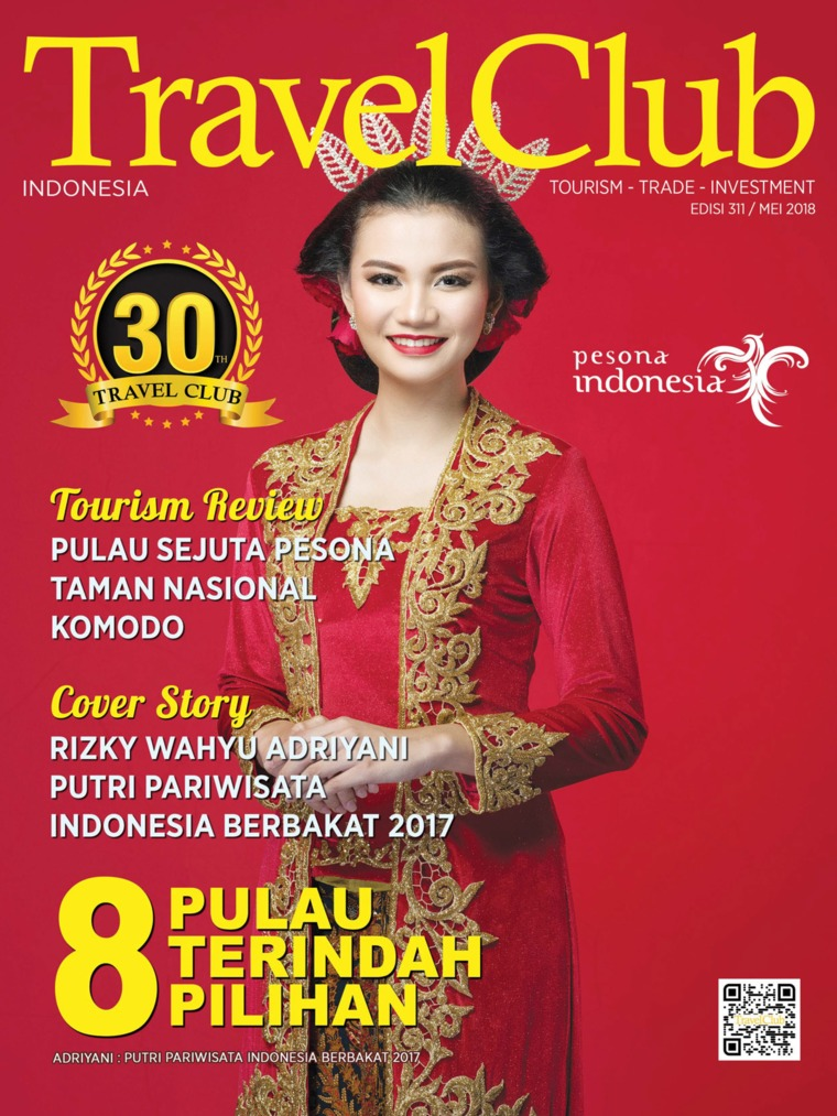 Majalah Digital Travel Club ED 311 Mei 2018
